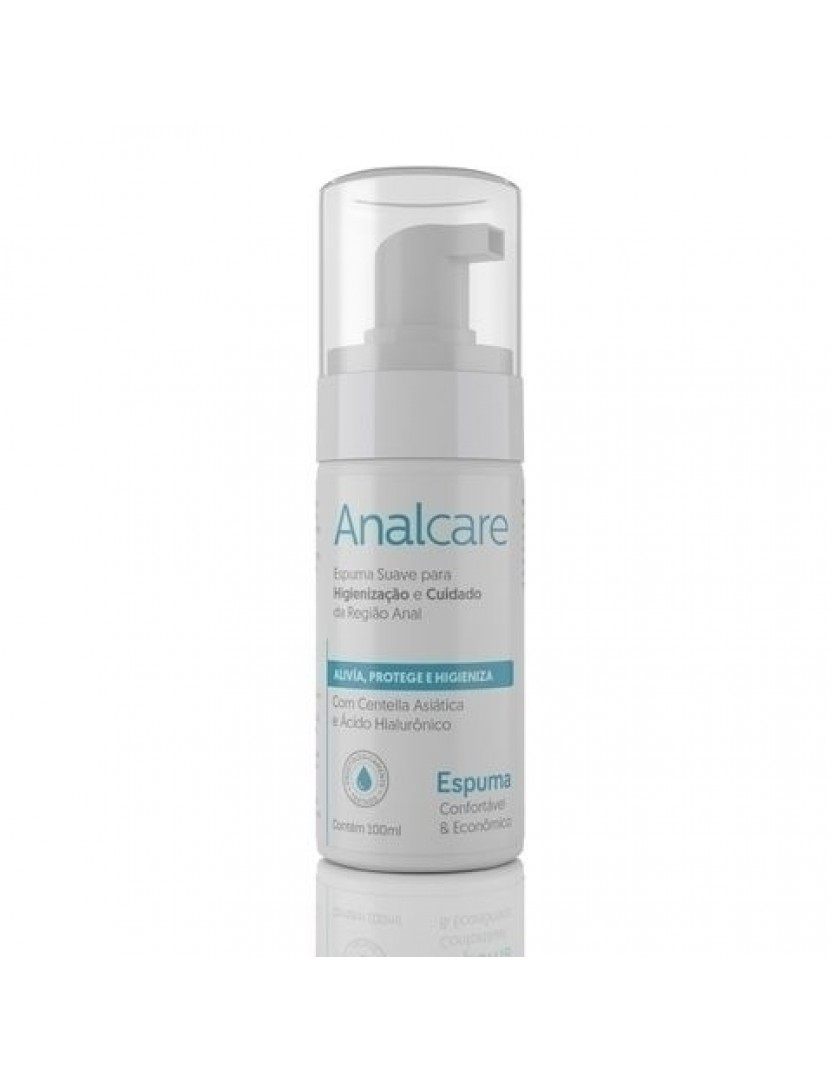 AnalCare - Cuidado e Higiene Anal 100ml