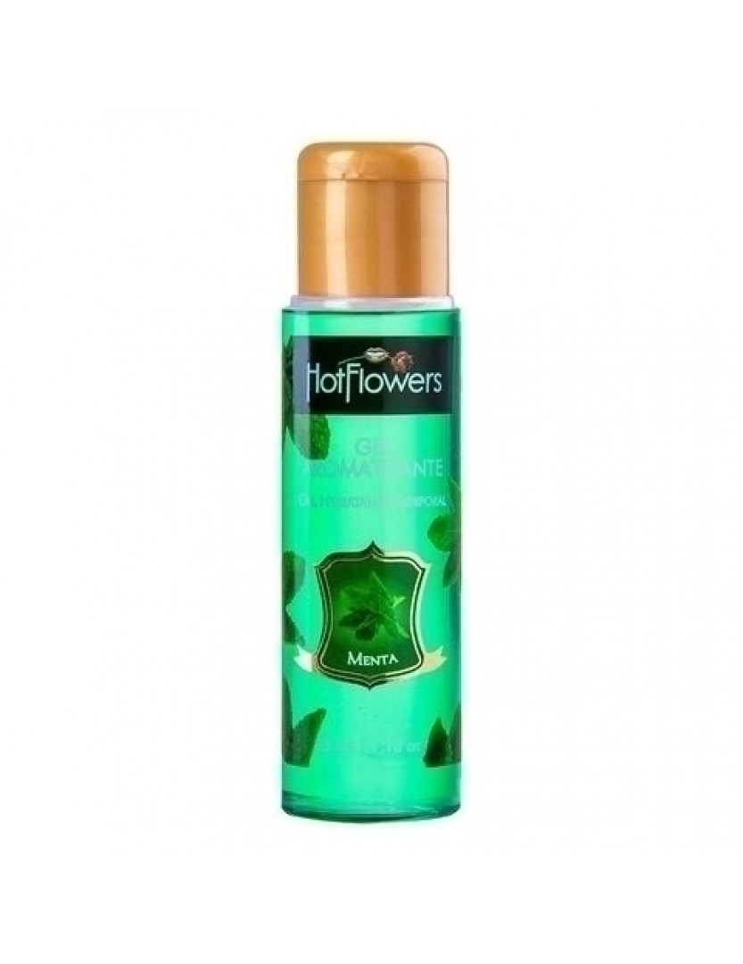 Gel Comestível Aromatizante Hot - Menta 35ml