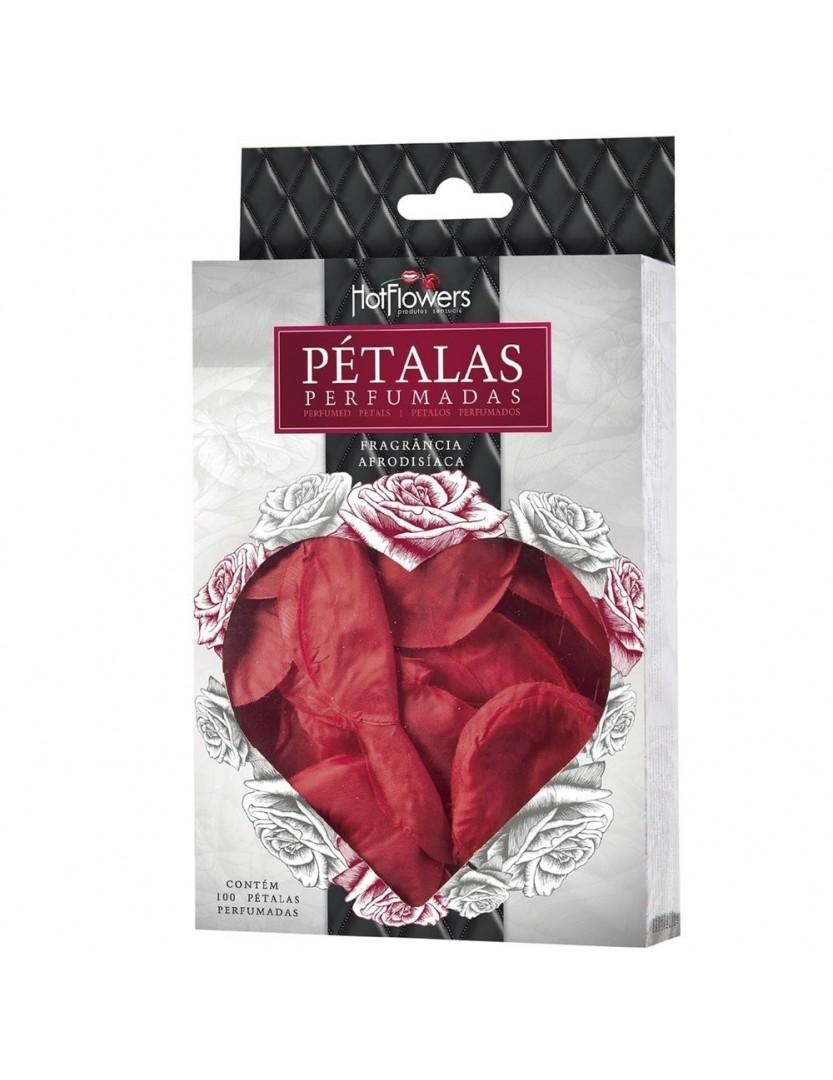 Pétalas de Rosas Artificiais Perfumadas