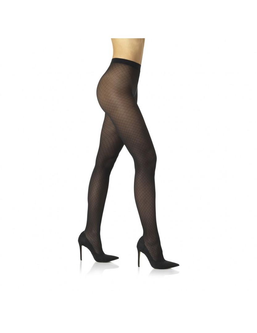 Meia Calça Matelassê Fashion Loba Lupo