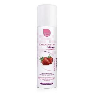 Desodorante Íntimo Feminino - Morango com Champanhe 166ml