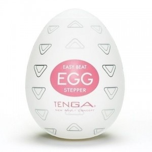 Masturbador Tenga Egg - Stepper - Sensações + Intensas