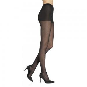 Meia calça Classic Fashion Loba Lupo - fio 30