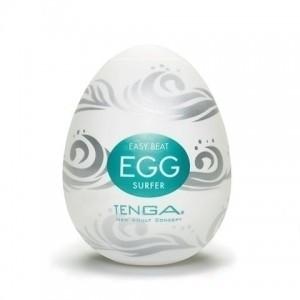 Masturbador Tenga Egg - Surfer - Sensações + Intensas