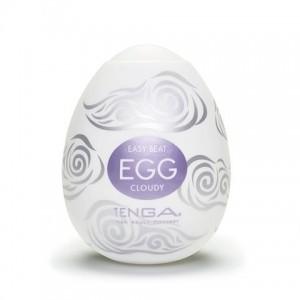 Masturbador Tenga Egg - Cloudy - Sensações + Intensas