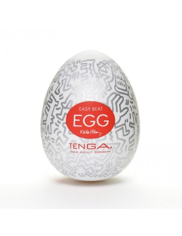 Masturbador Tenga Egg - Keith Haring Party