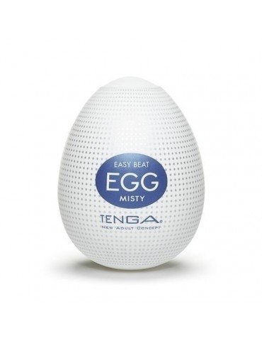 Masturbador Tenga Egg - Misty - Sensações + Intensas