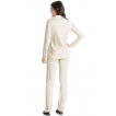 Pijama americano longo abotoado Essencial