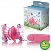 Vibrador Borboleta Mágica - Butterfly Rosa